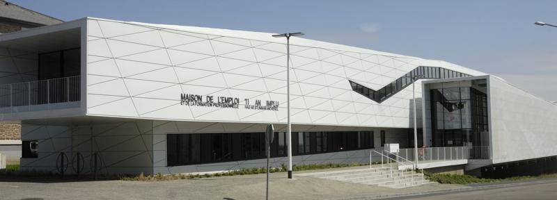 Maison de l'Emploi à Lannion